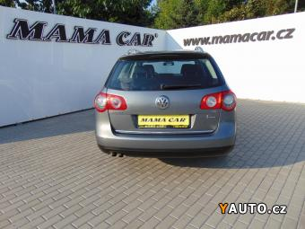 Prodám Volkswagen Passat 1.9TDi COMFORT ČR SERVISNÍ KN