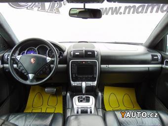 Prodám Porsche Cayenne 4.5i 331kW ČR SERVISNÍ KNIHA