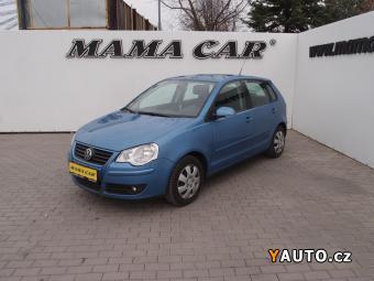 Prodám Volkswagen Polo 1.2i ČR SERVISNÍ KNIHA