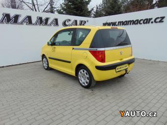 Prodám Peugeot 1007 1.4HDi PARKOVACÍ ASISTENT