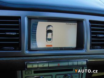 Prodám Jaguar XF 2.7D V6 LUXURY SERVISNÍ KNIHA