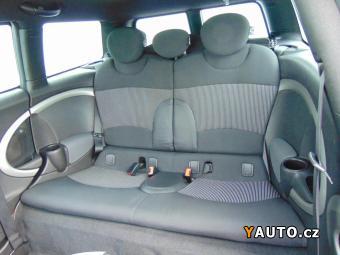 Prodám Mini Clubman S 1.6i 128kW SERVISNÍ KNIHA