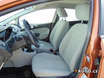 Prodám Ford Fiesta 1.0i 74kW ČR 1MAJ 40000KM