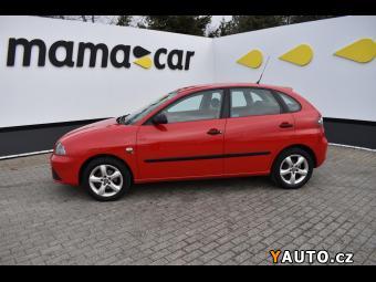 Prodám Seat Ibiza 1.2i ČR SERVISNÍ KN 69000KM