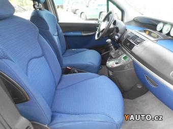 Prodám Fiat Ulysse 2,2 JTD 94KW KLIMA 6. Rychlostí