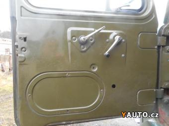 Prodám GAZ 66 4,2 88KW 4x4 SKŘÍŃ
