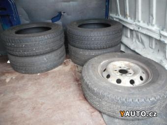 Prodám Citroën Jumper L2 H1 2.2 HDi 88kW 4dv 2 místa