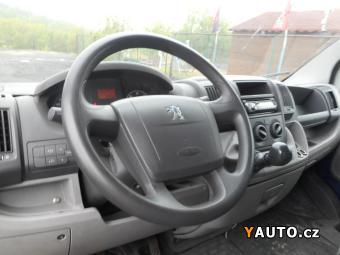 Prodám Peugeot Boxer Maxi L4H3 2.2 HDi 88kW DPH 21%