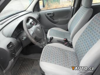 Prodám Opel Combo 1,7DTi 16v 55KW KLIMA Nákup v