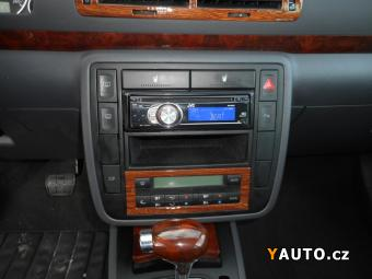 Prodám Seat Alhambra 1.9 TDi 85kW TipTronic, Klima