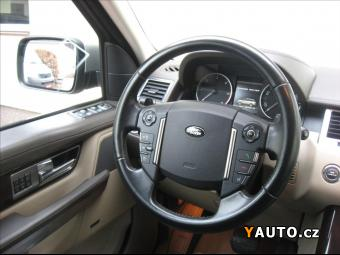 Prodám Land Rover Range Rover Sport 3,0 TDV6 245PS HSE A, T