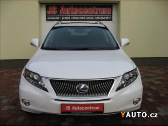 Prodám Lexus RX 450 3,5 H 249PS Ambassador A, T AW