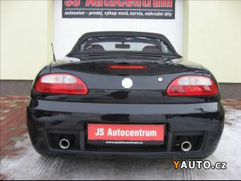 Prodám MG TF 1,8 136PS LE Sport Hard Top