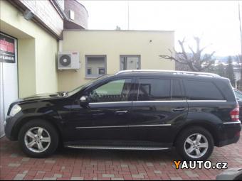 Prodám Mercedes-Benz GL 3,0 320CDI 224PS 4-Matic A, T