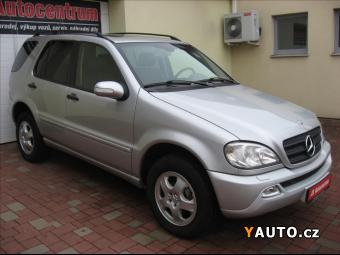 Prodám Mercedes-Benz Třídy M 2,7 ML 270 CDI 163PS Luxury