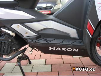 Prodám Maxon Ardour 125ccm