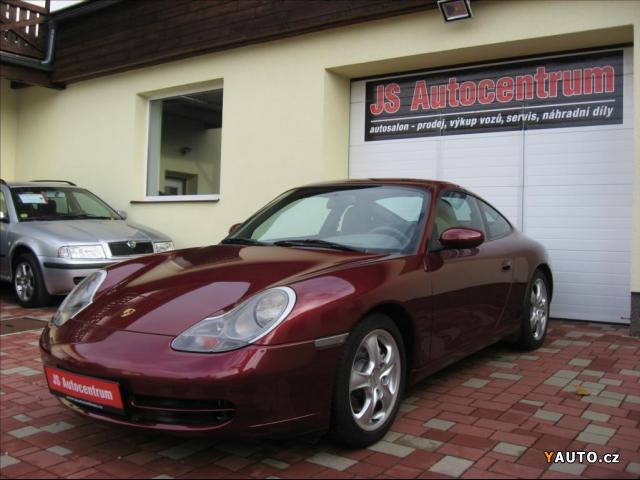 Prodám Porsche 911 3,4 300PS 996 Carrera 4 M, T