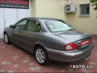 Prodám Jaguar X-Type 2,5 196PS Executive A, T 4WD