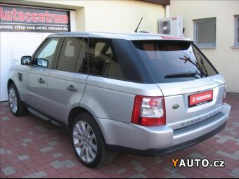 Prodám Land Rover Range Rover Sport 3,6 TDV8 272PS HSE A, T