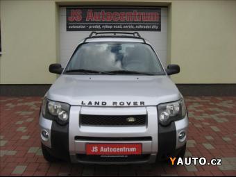 Prodám Land Rover Freelander 1,8 117PS I SE Hardtop LPG