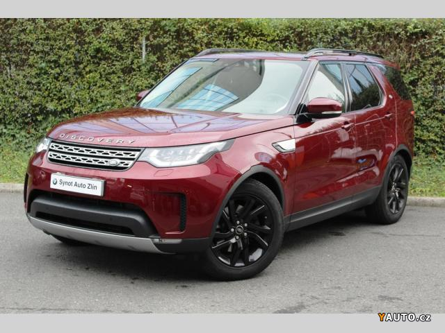 Prodám Land Rover Discovery 5 3,0 Td6 HSE