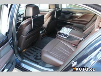 Prodám BMW Řada 7 750Ld xDrive CZ DPH