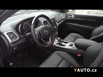 Prodám Jeep Grand Cherokee 3,0 CRD Overland