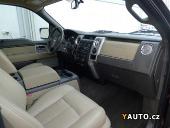 Prodám Ford F-150 XTL 4,8 TRITON 5 Míst