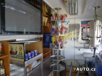 Prodám Kalifahrzeugbau Pojizdna Prodejna Bar+Tříště