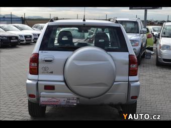 Prodám Toyota Rav4 2,0D-4D*4x4*Digiklima*