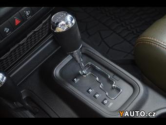 Prodám Jeep Wrangler 2,8L CRD 70th Anniversary*ČR*V