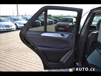 Prodám Mercedes-Benz Třídy M ML250Bluetec*4Matic*ČR*LED* z