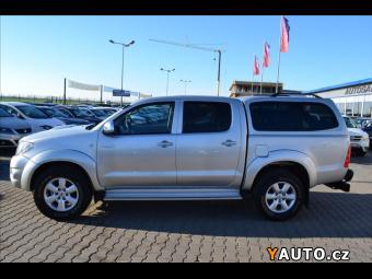 Prodám Toyota Hilux 2,5D-4D*1. Maj*Servisní Kniha*D