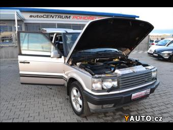 Prodám Land Rover Range Rover Vogue 2,5TD6 Manuál*Kůže*Tempo