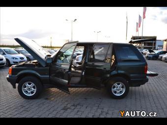 Prodám Land Rover Range Rover Zadáno 2,5TD6 SE*Manuál*Kůže*T