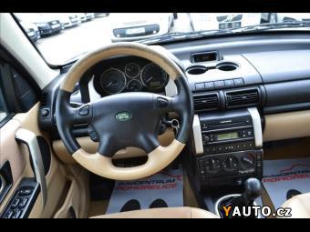 Prodám Land Rover Freelander SE 2,0Td4*1. Maj*Kůže*Odpočet D