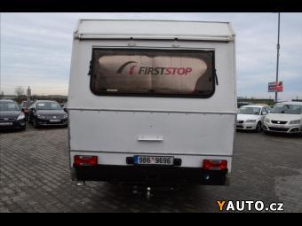 Prodám Ford Transit 2,0i LPG*4místa*Tažné* obytný