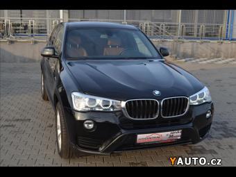 Prodám BMW X3 2,0D Xdrive Facelift*98tkm*Bi