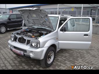 Prodám Suzuki Jimny Zadáno 1,3i 16V*4x4*1. Maj*Redu