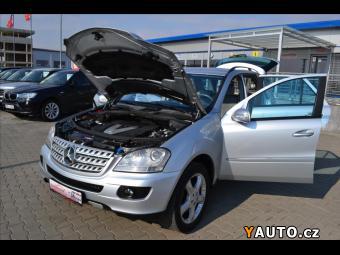 Prodám Mercedes-Benz Třídy M ML320CDI Sport*Navi*Pravidelný