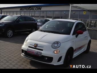 Prodám Fiat 500 1,4T 99kW*ABARTH*Kůže*2. Maj*