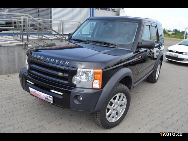 Prodám Land Rover Discovery 3 SE 2,7TDV6*Xenon*DVD*