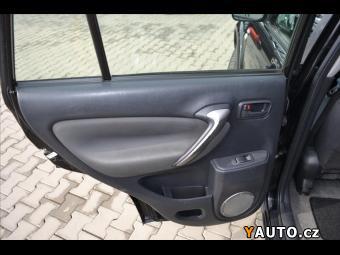 Prodám Toyota Rav4 2,0D-4D*4X4*85kW*Digiklima*
