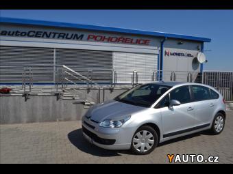 Prodám Citroën C4 1,6HDi*1. Maj*Serviska*Digiklim