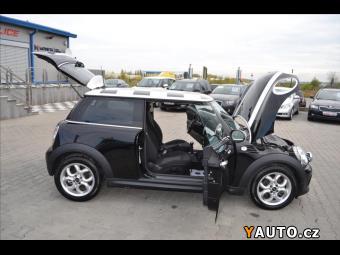 Prodám Mini Cooper 1,6D*82kW*Serviska*6kvalt*Velm