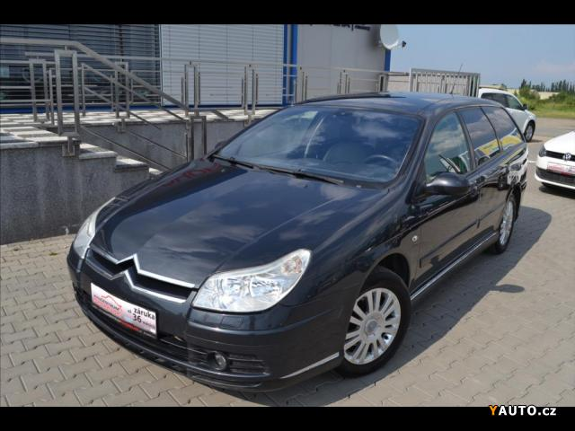 Prodám Citroën C5 zadáno 2,0HDI*1. Maj*Kůže*Autom