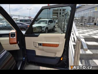Prodám Land Rover Range Rover Vogue 3,6V8 200kW*ČR*TV, DVD*4x