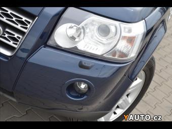 Prodám Land Rover Freelander 2,2TD4*Navi*Alpine*Tempomat*