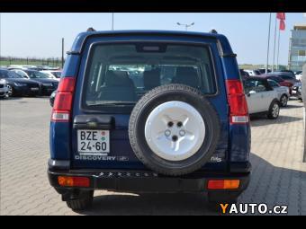 Prodám Land Rover Discovery II 2,5TD5*ČR*4x4*Redukce*