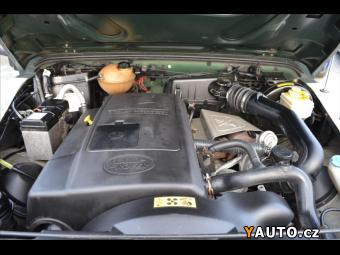 Prodám Land Rover Defender 130 Pick-Up 2,5Td5*90kW*ČR*